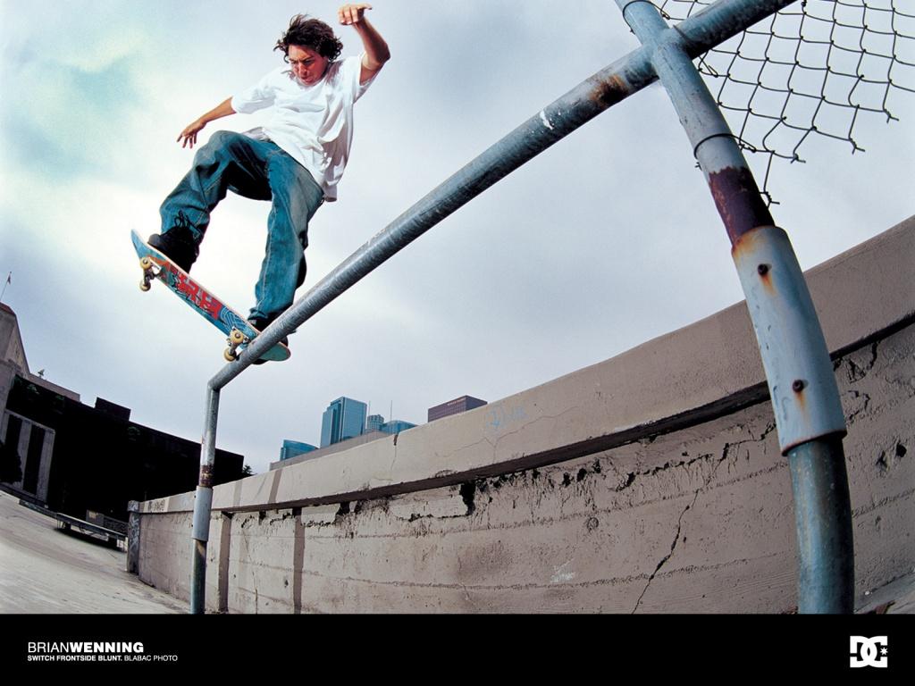 skateboarding hd 1024x768