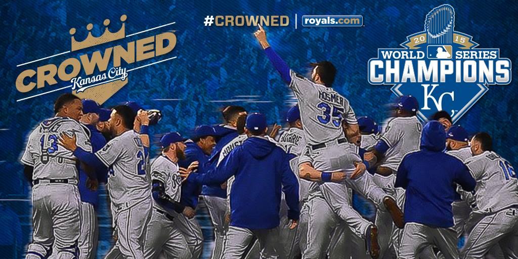Completeist Kansas City Royals 2015 World Series Champions 1024x512