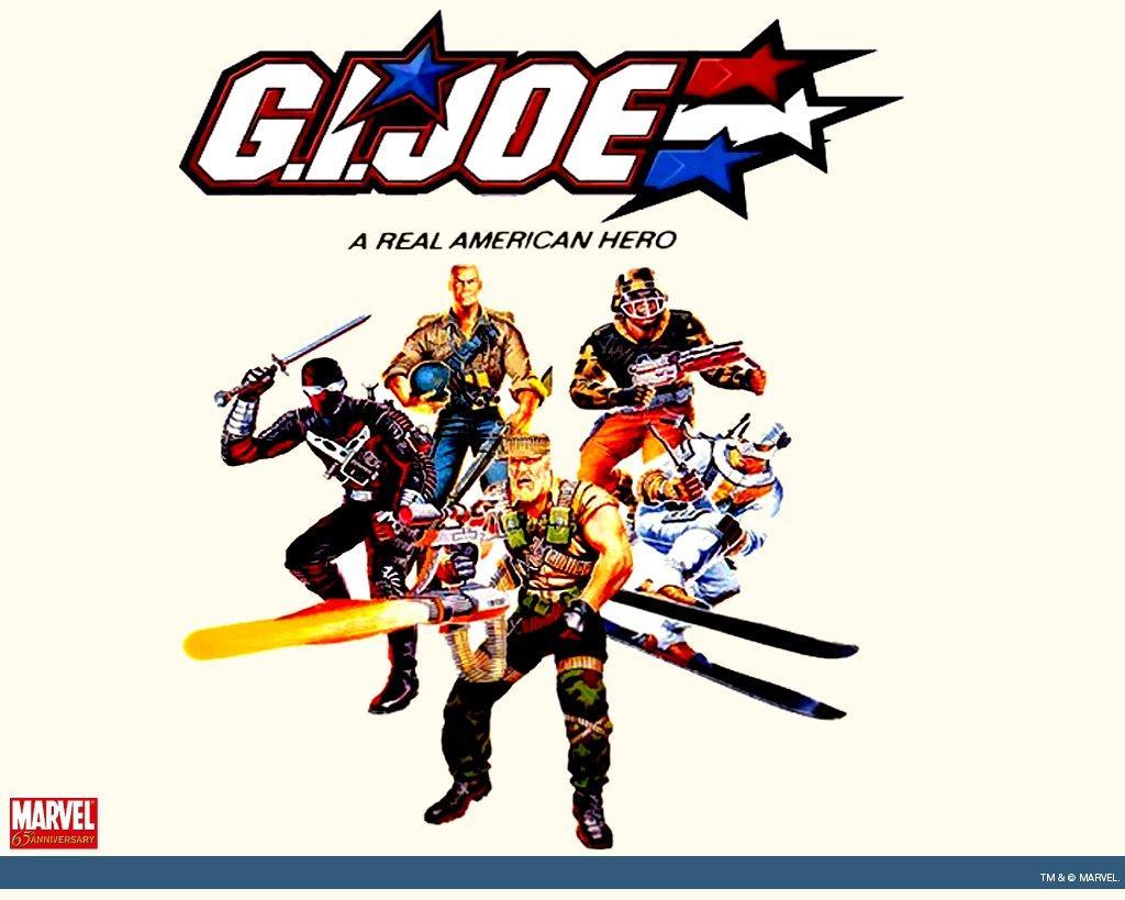 Classic GI Joe Wallpaper 1024x819