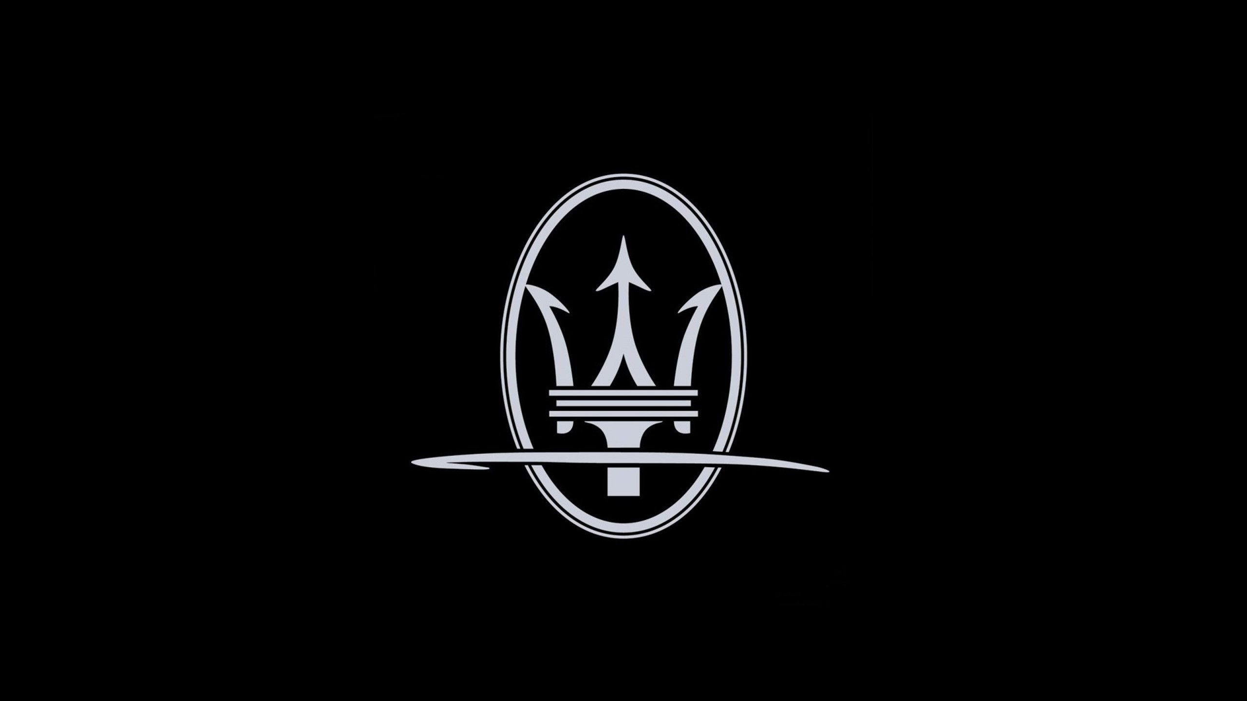 Maserati Logo Wallpapers   Top Maserati Logo Backgrounds 2560x1440