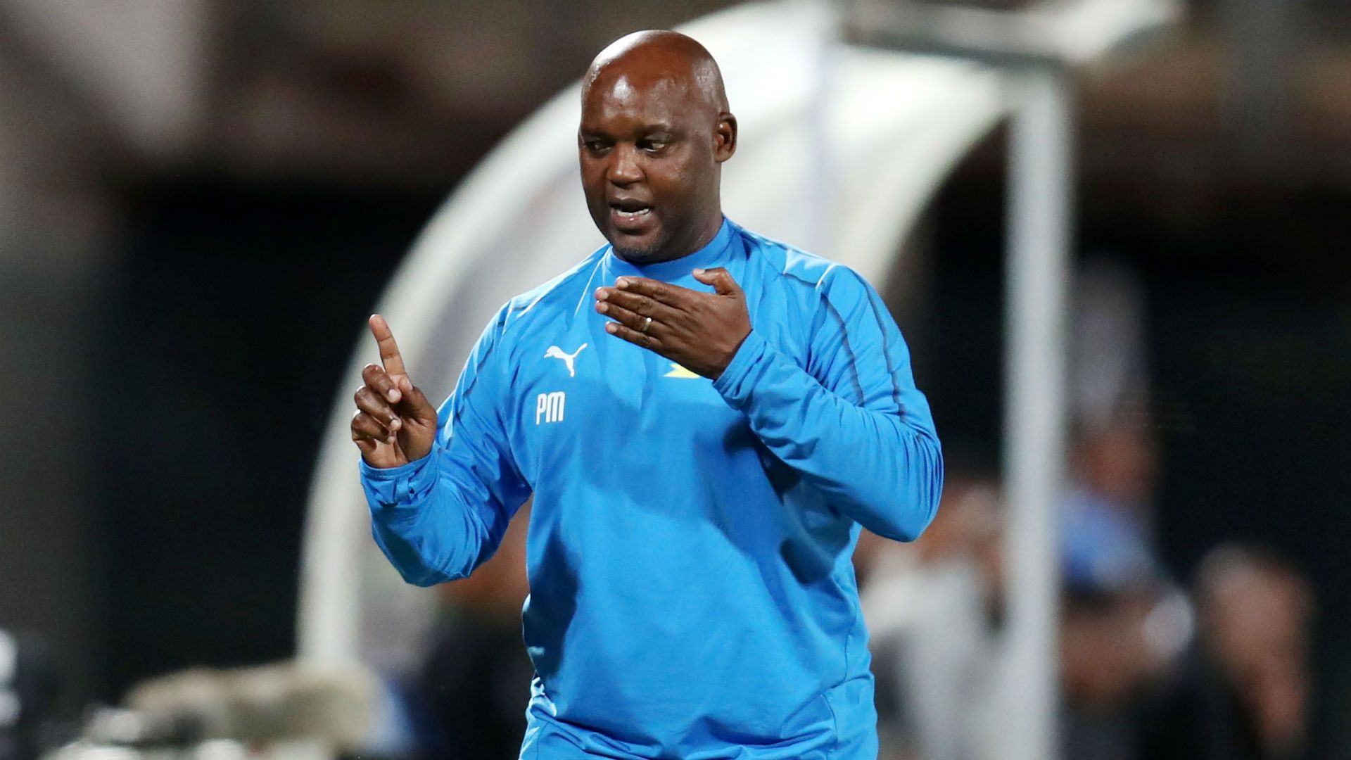 The fat lady hasnt sung yet   Sundowns coach Pitso Mosimane 1920x1080