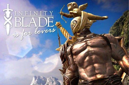 Infinity Blade is for a week Eurogamernet 530x350