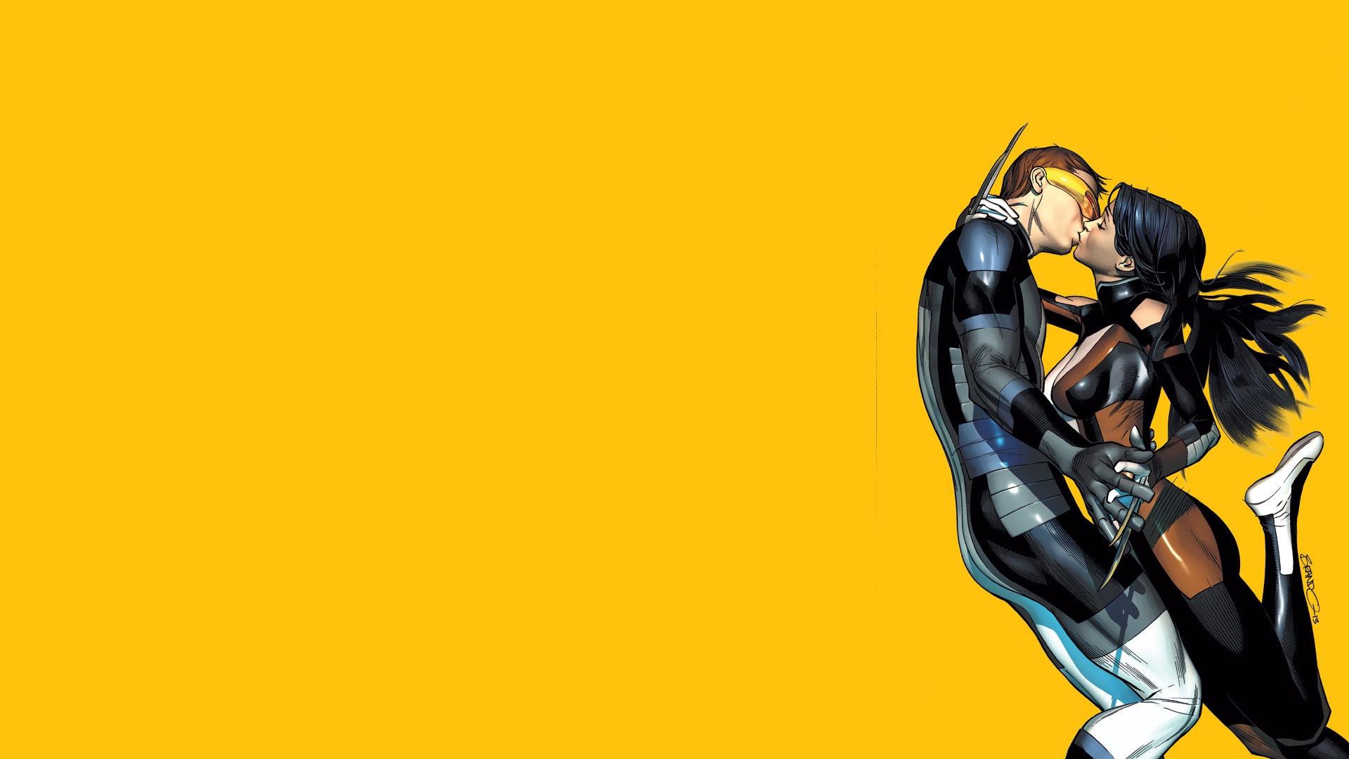 Comics   X Men Cyclops X 23 Wallpaper 1920x1080