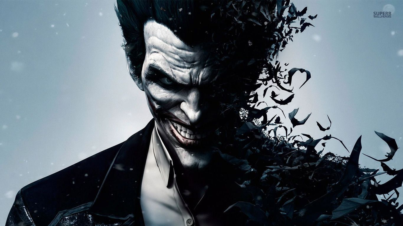Pin by Minnie Goytia on batman Batman arkham origins Joker 1366x768