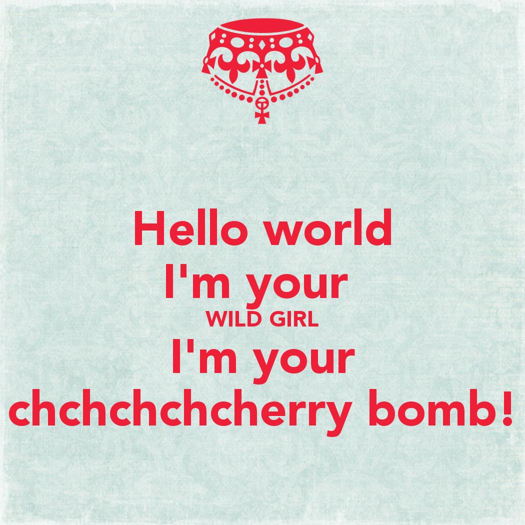 Hello World: Hello Im Your Wallpaper
