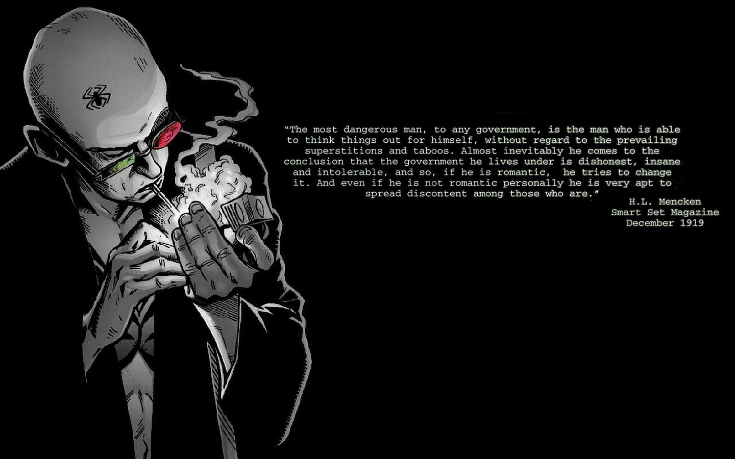 80 Transmetropolitan HD Wallpapers Background Images   Wallpaper 1440x900