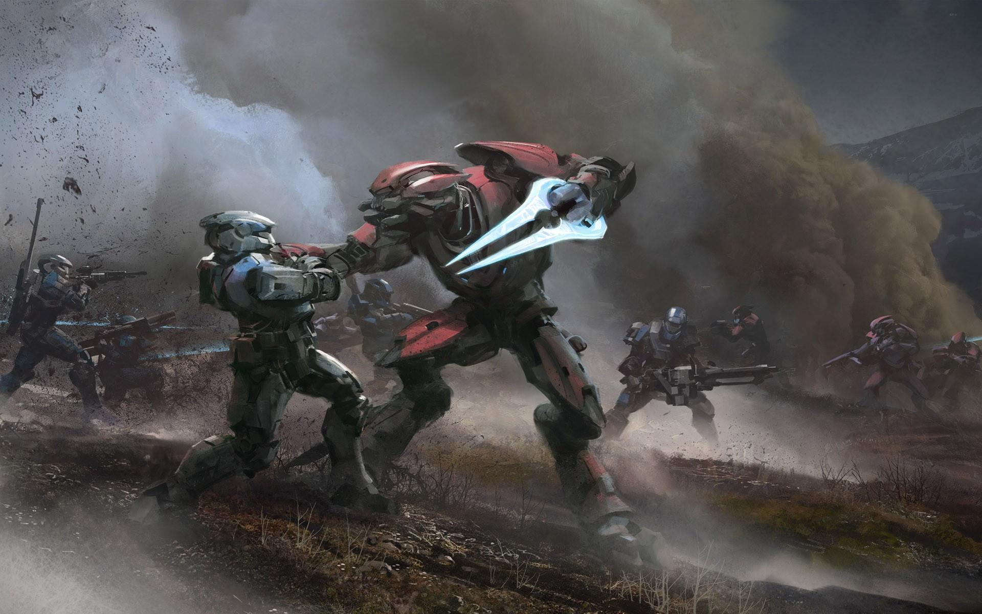 Halo 5 игра  № 2310831  скачать