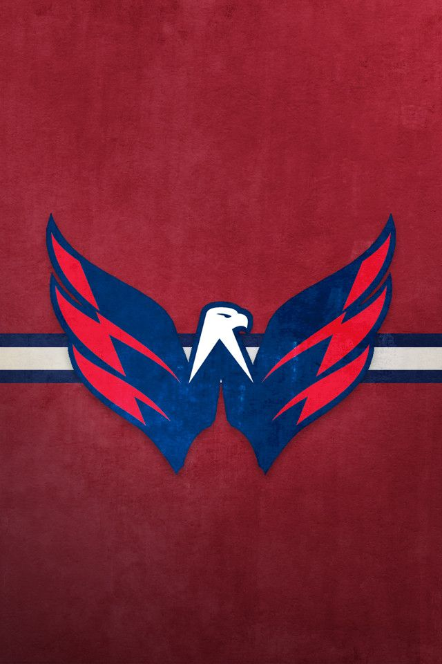 NHL wallpaper for iPhone and Android Caps Washington capitals 640x960