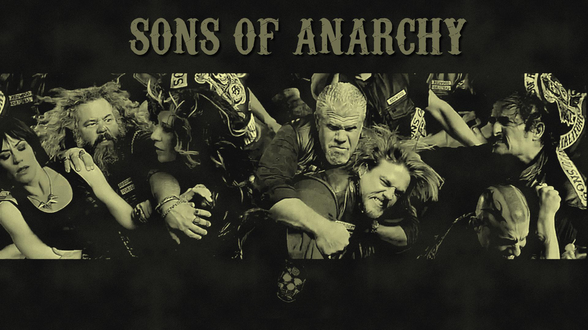 45 Sons Of Anarchy Hd Wallpapers On Wallpapersafari