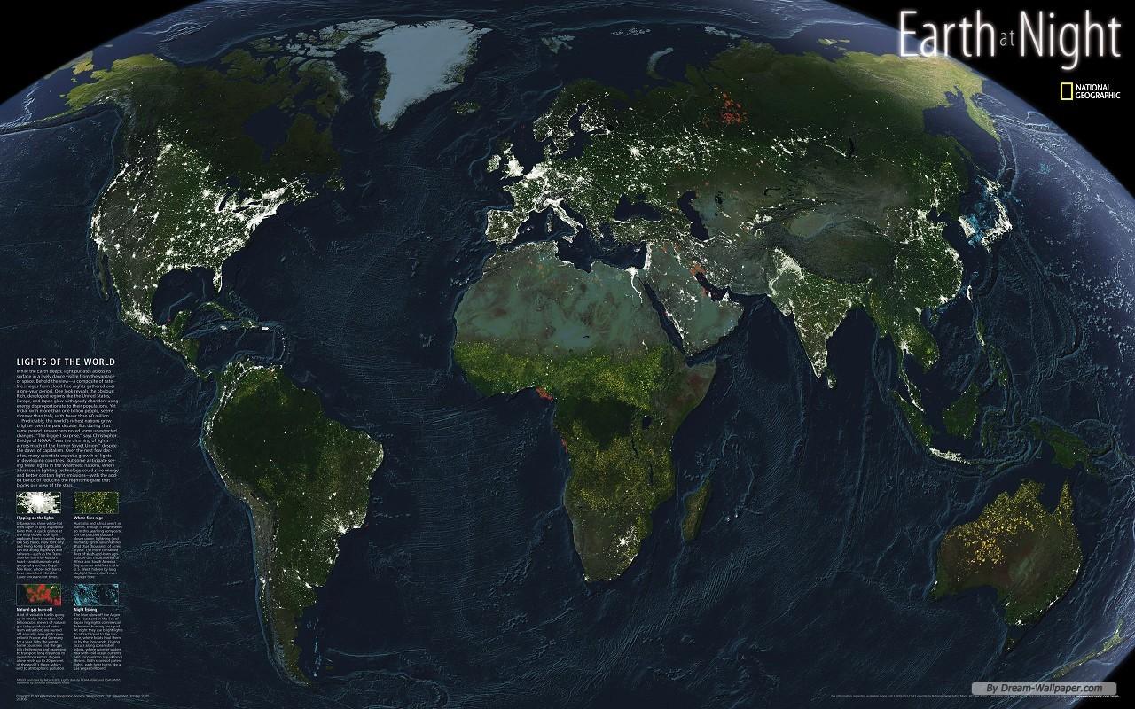 US Map Wallpaper Desktop WallpaperSafari - Us night map