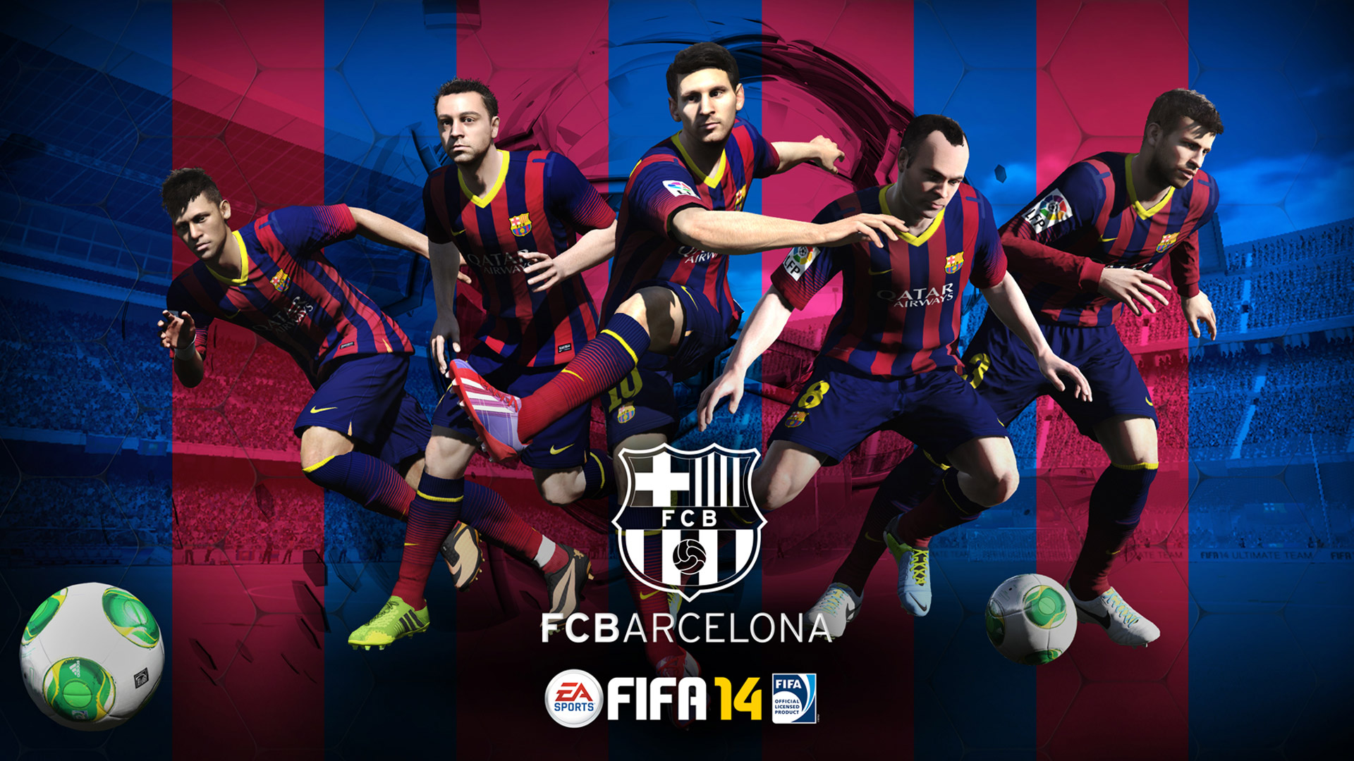 Messi HD Wallpapers 1080p 2015 1920x1080