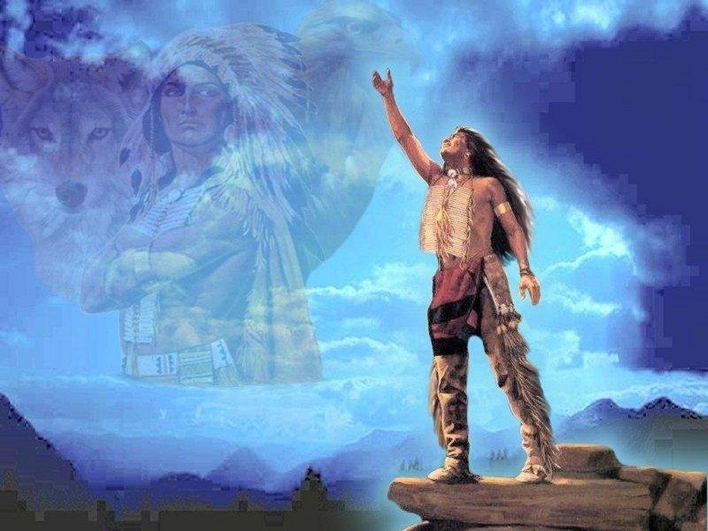 Native American   Indians Wallpaper 34175396 1024x768