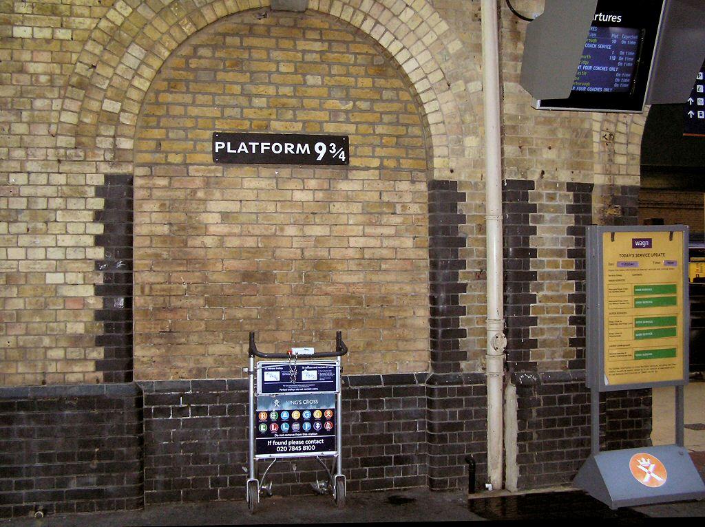 Harry Potter Hogwarts Express Kings Cross Trains Computer desktop 1024x766