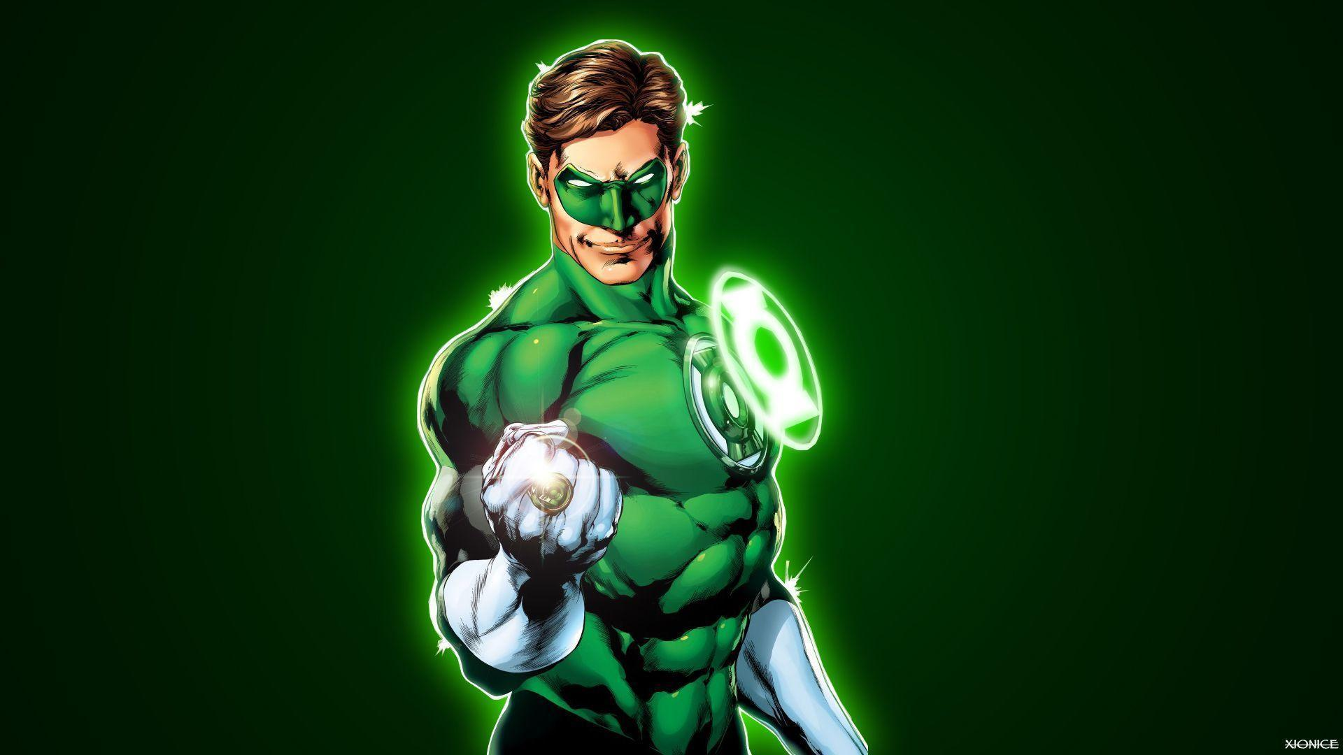 Green Lantern Wallpapers 1920x1080