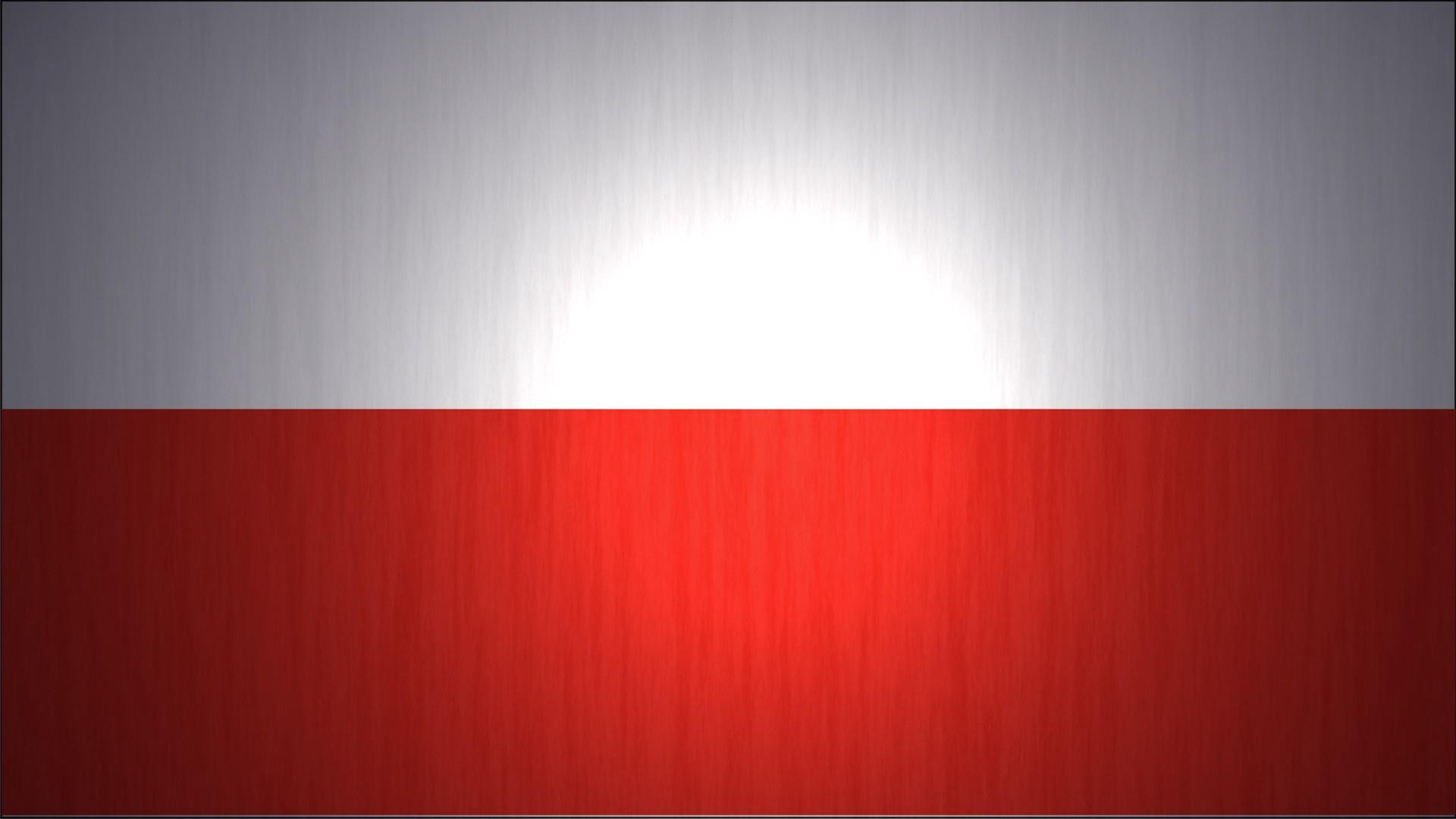Poland Flag Symbol Texture   Stock Photos Images HD 1920x1080