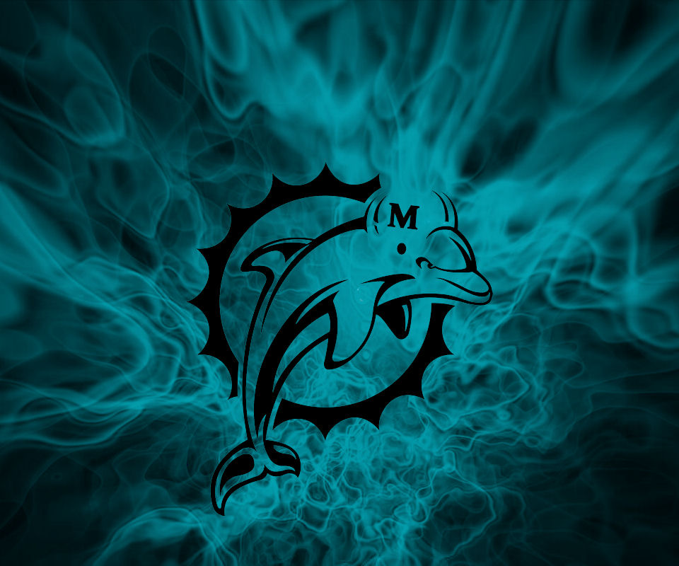 Miami dolphins wallpapers and screensavers wallpapersafari - Miami dolphins wallpaper ...