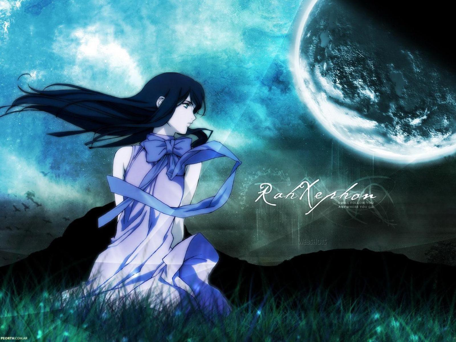 Foto Anime Keren 3d - Moa Gambar