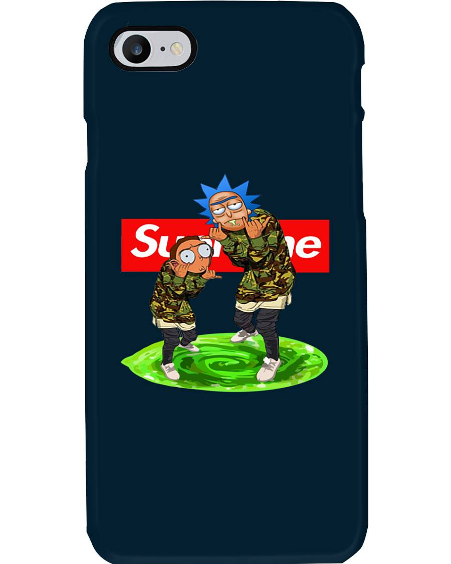Official Rick And Morty Supreme Hoodie Sweater Shirt EagleXShirt 900x1125
