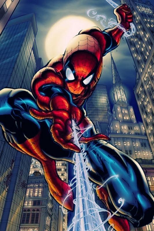Aninimal Book: Spiderman Cartoon Wallpaper - WallpaperSafari