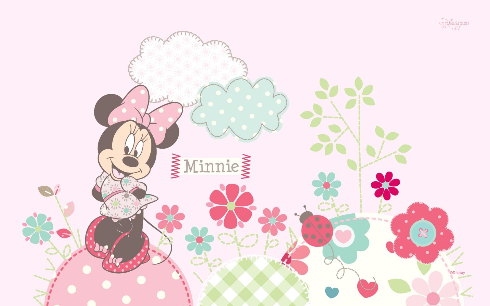 1920x1200px Minnie Mouse Desktop Wallpaper Wallpapersafari