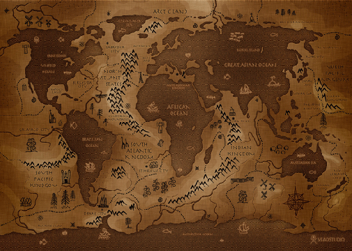 15 Really Cool World Map Wallpapers Blaberize 505x360