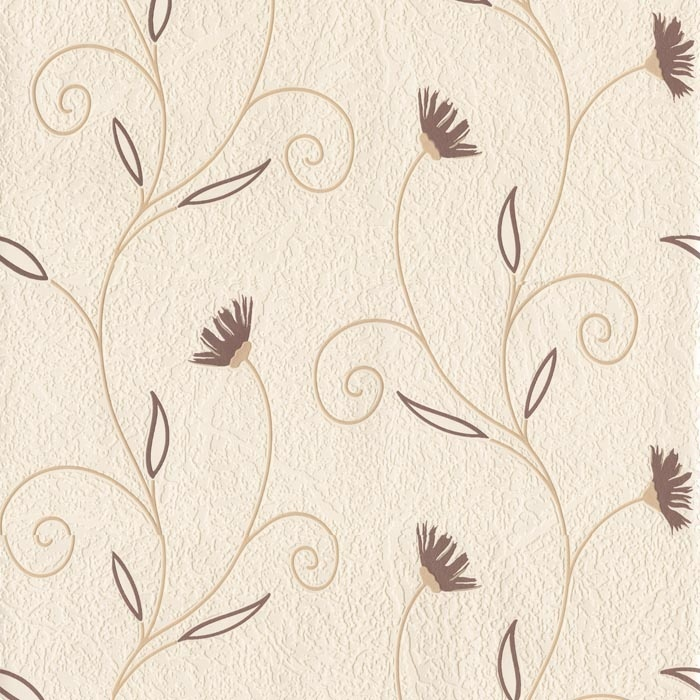 Wallpaper Chocolate Brown Cream   Fine Decor from I love wallpaper 700x700
