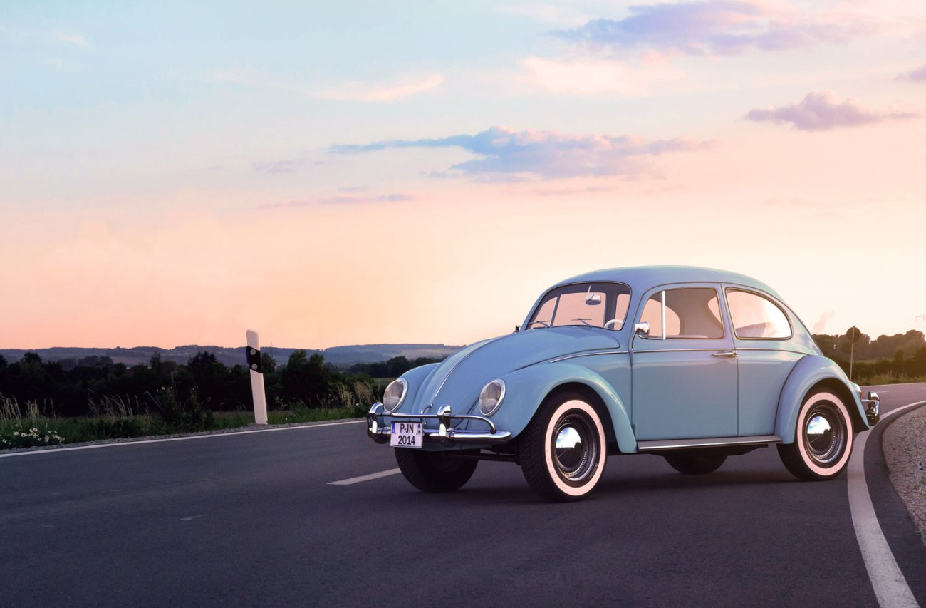 Pink Vw Bug >> VW Beetle Wallpaper - WallpaperSafari