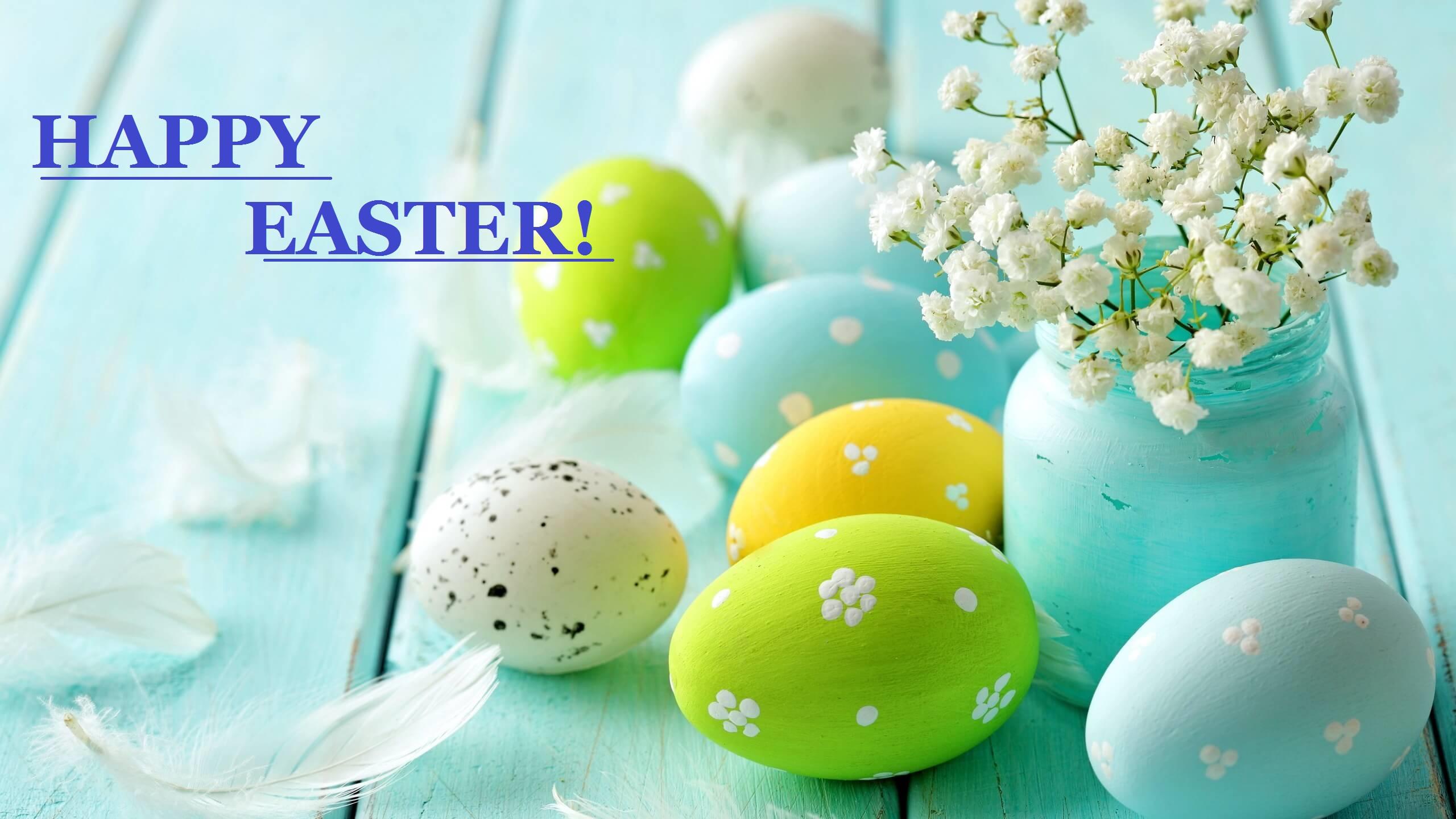 Easter Wallpaper Easter 2018 2560x1440