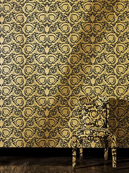 Versace Wallpaper for Home - WallpaperSafari
