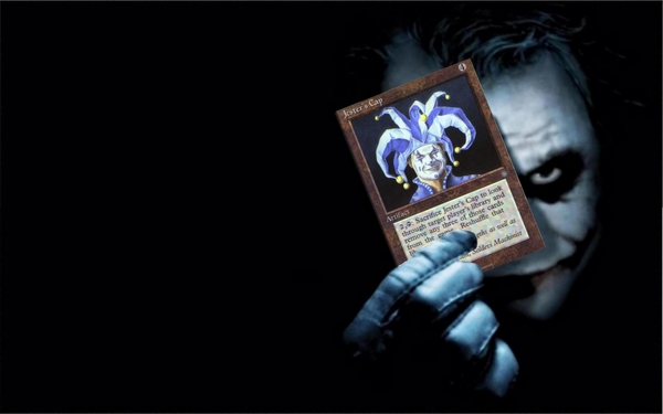 joker magic the gathering mtg Games Magic The Gathering HD Wallpaper 600x375