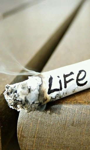 Quit My Life Wallpaper Quit smoking live wallpaper 307x512