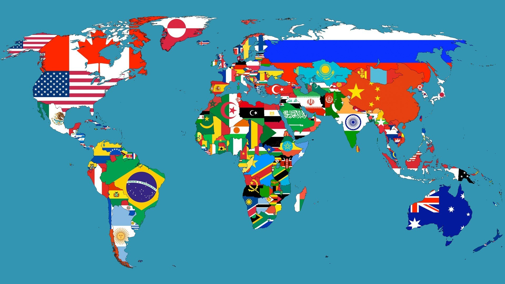 47+] World Map HD Wallpaper on WallpaperSafari