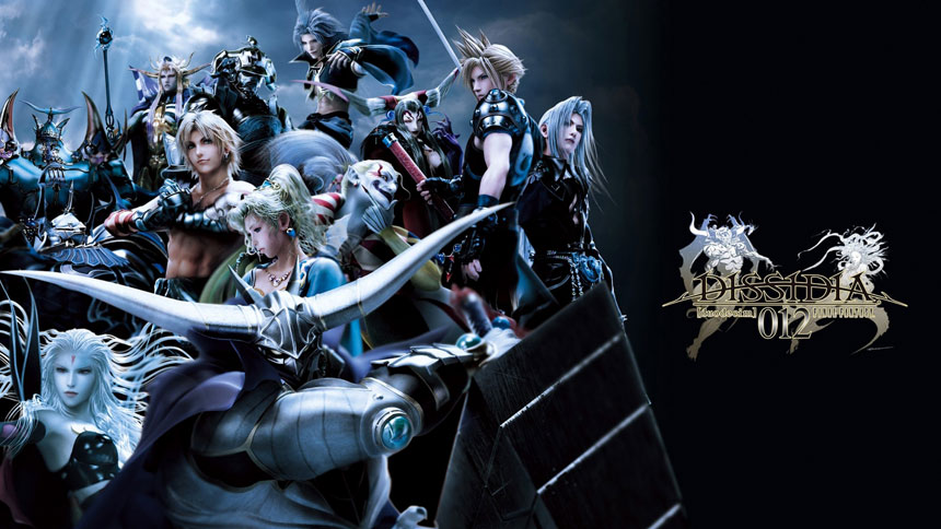 Dissidia 012 Final Fantasy Wallpaper in 1280x800 860x484