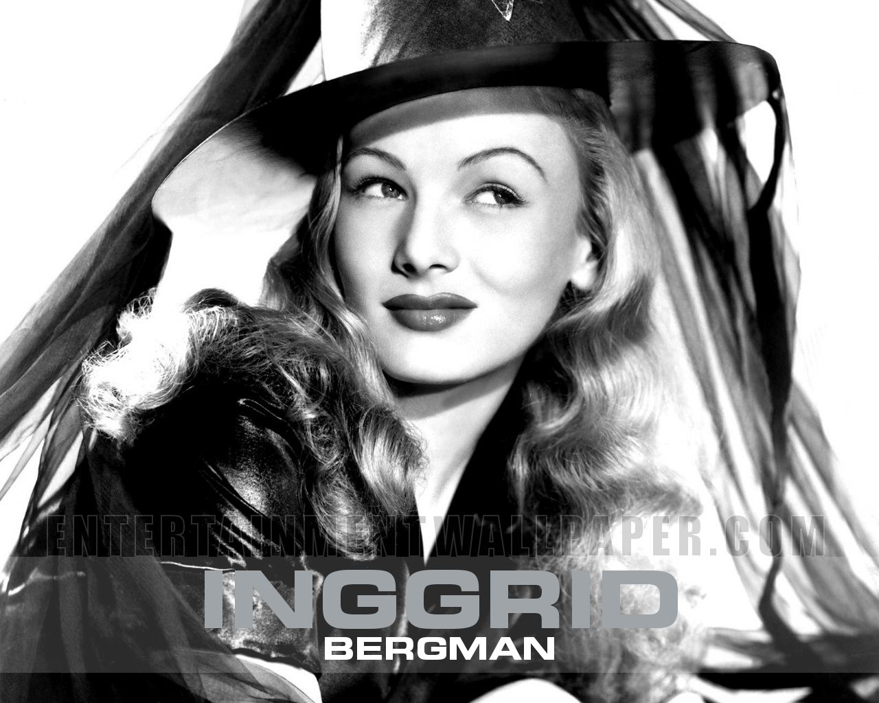 ingrid bergman wallpaper 60027463 size 1280x1024 more ingrid bergman 1280x1024