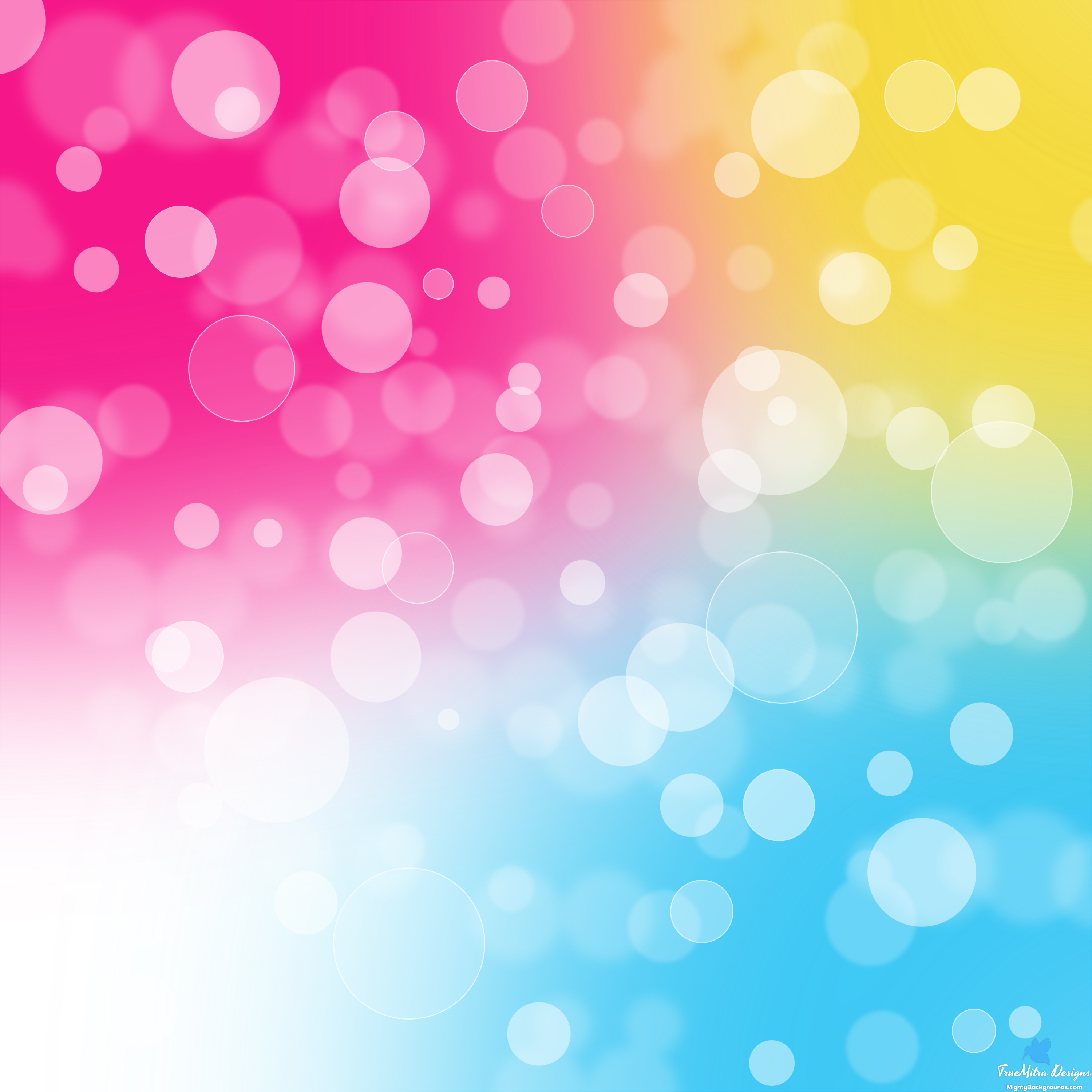 Colorful Background 3000x3000