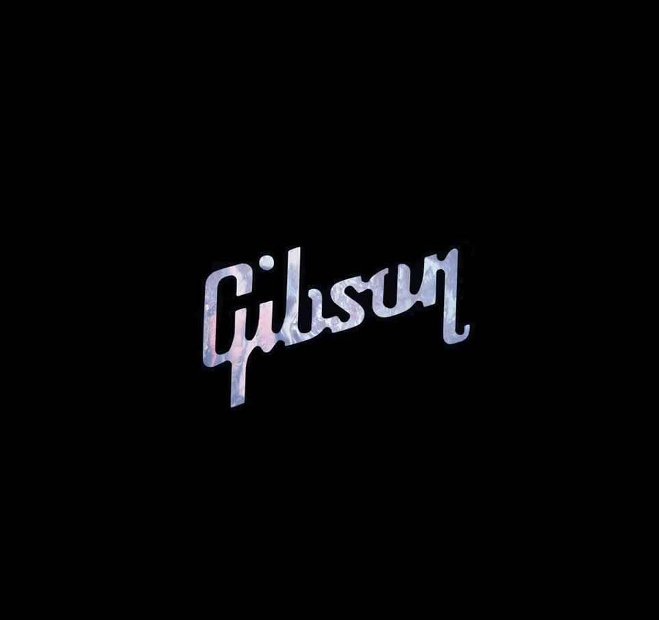 50 Gibson Logo Wallpaper On Wallpapersafari
