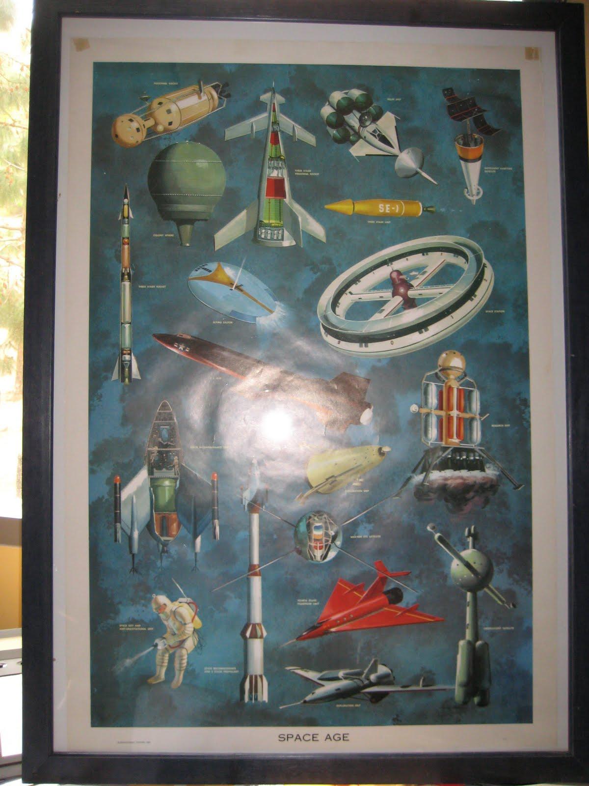 49 Atomic Age Wallpaper On Wallpapersafari