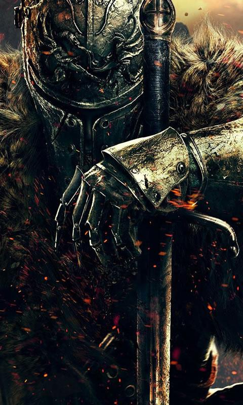 Dark Souls 2 Live Wallpapers for android comes with high quality Dark 480x800