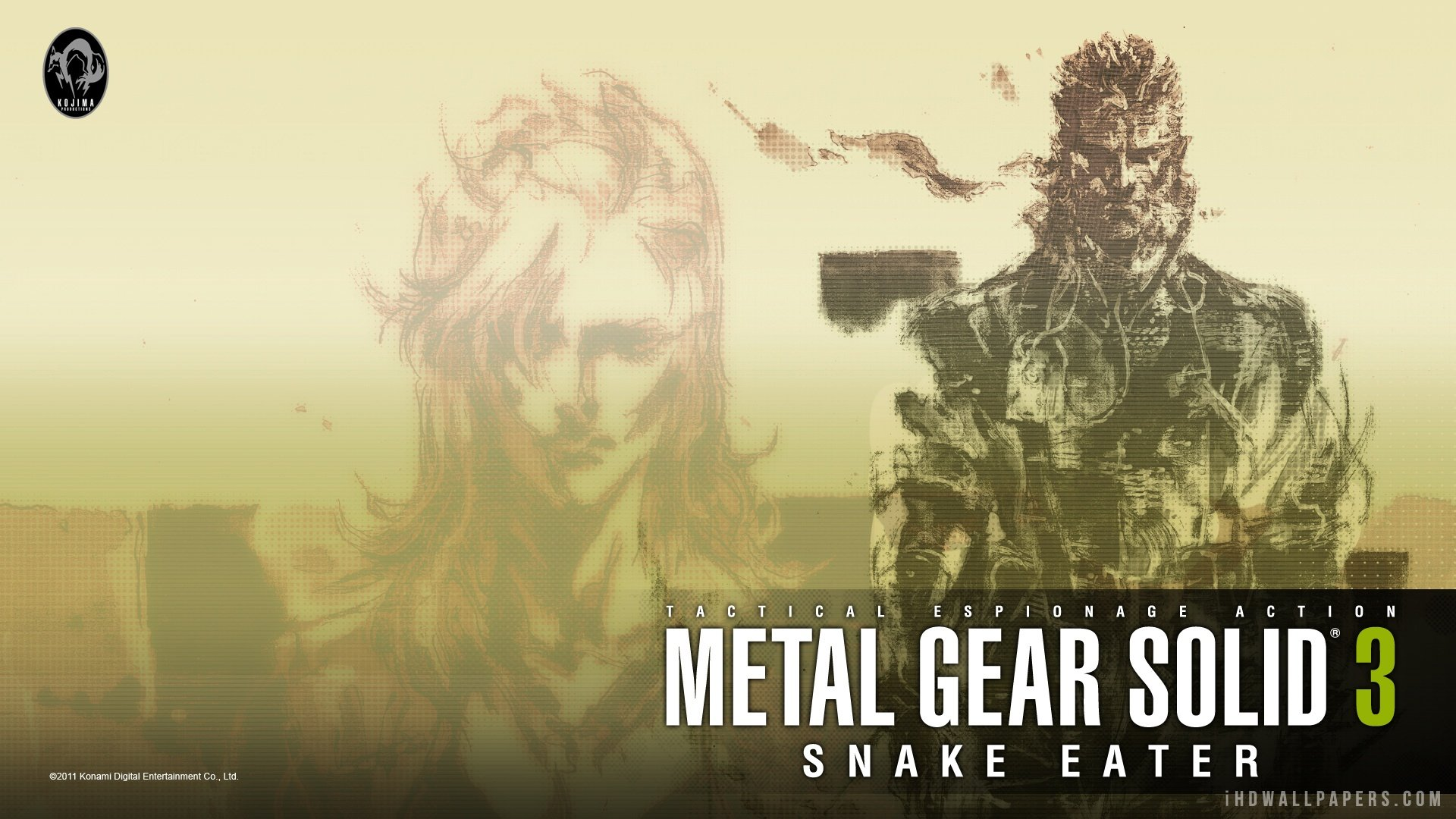 46 Metal Gear Solid 3 Wallpaper On Wallpapersafari