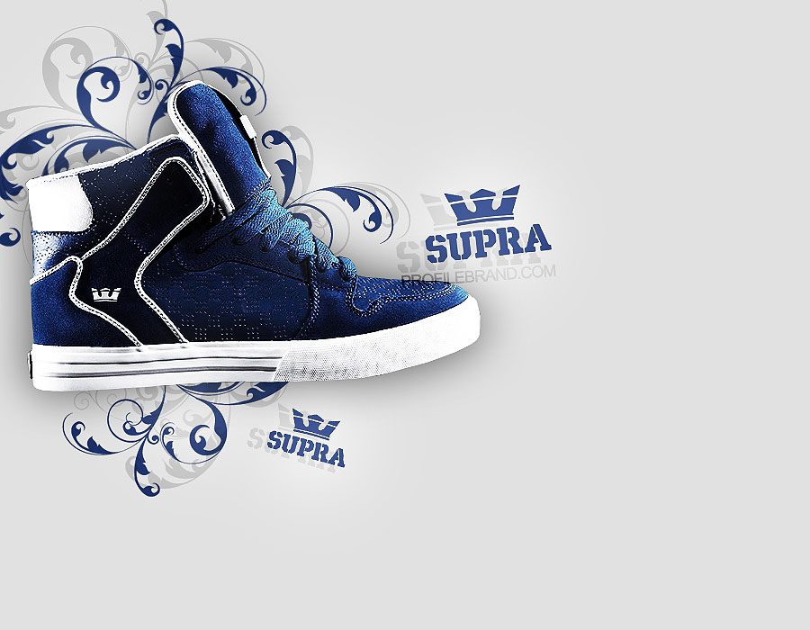 Supra Blue Sneakers Fashion Formspring Background 900x700