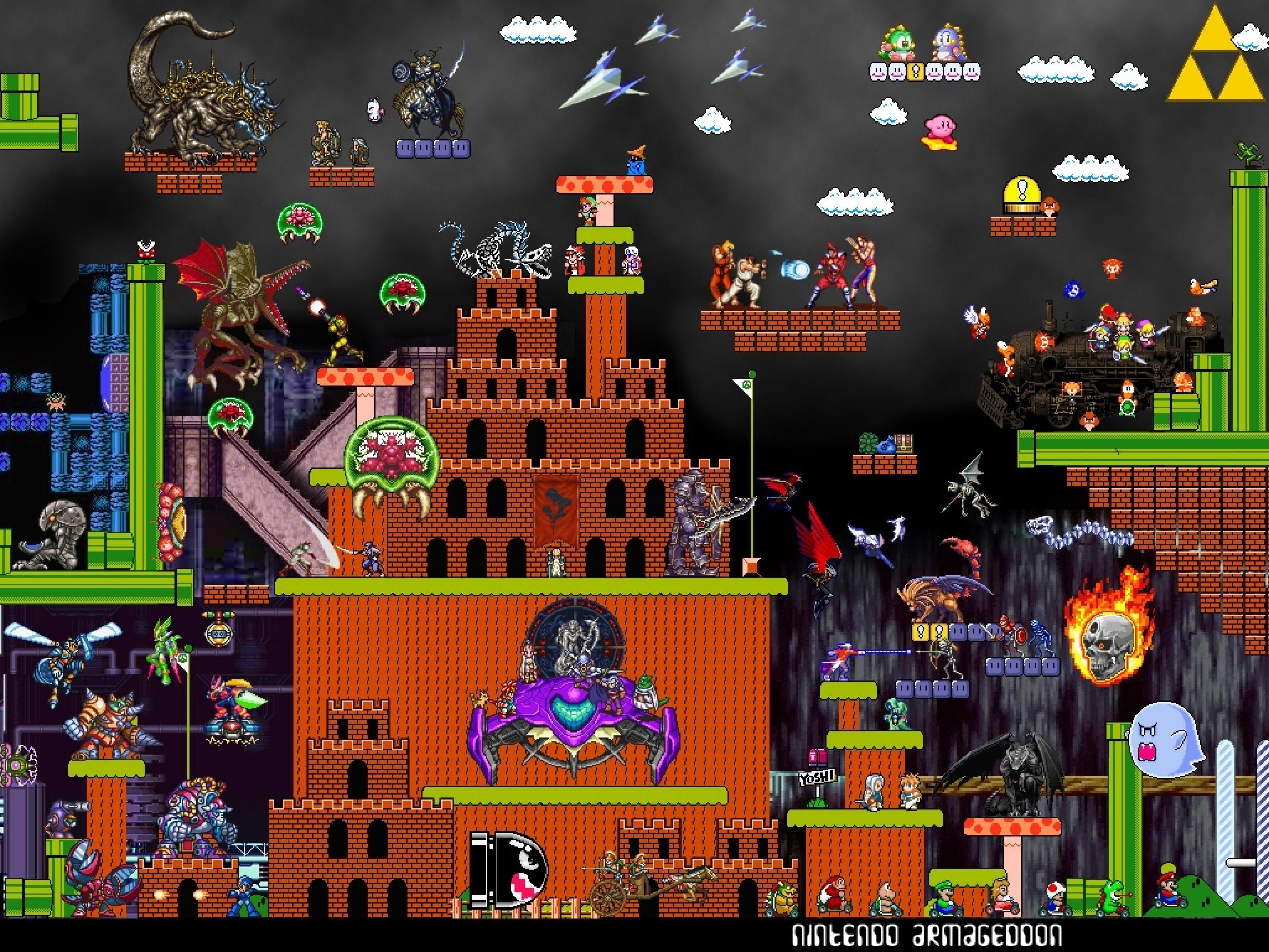 video game nintendo you want epic take 1024x768 wallpaper Wallpaper 2560x1920