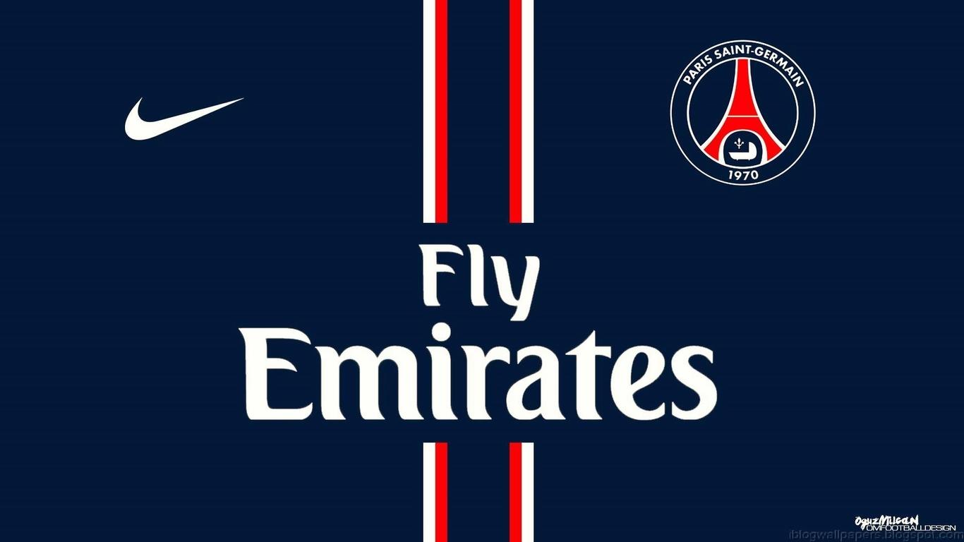 Paris Saint Germain Logo Wallpapers HD Collection Download 1366x768