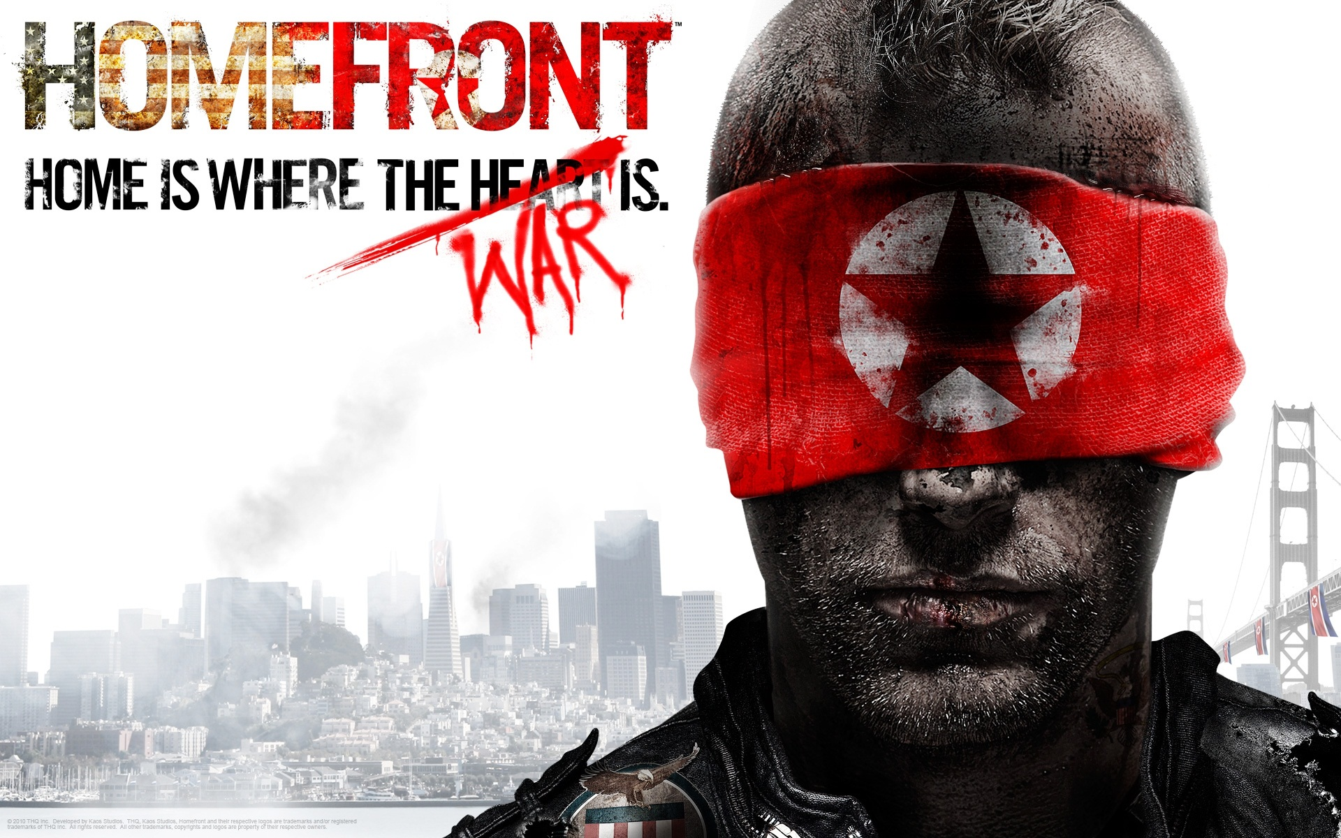2011 Homefront Game Wallpapers HD Wallpapers 1920x1200