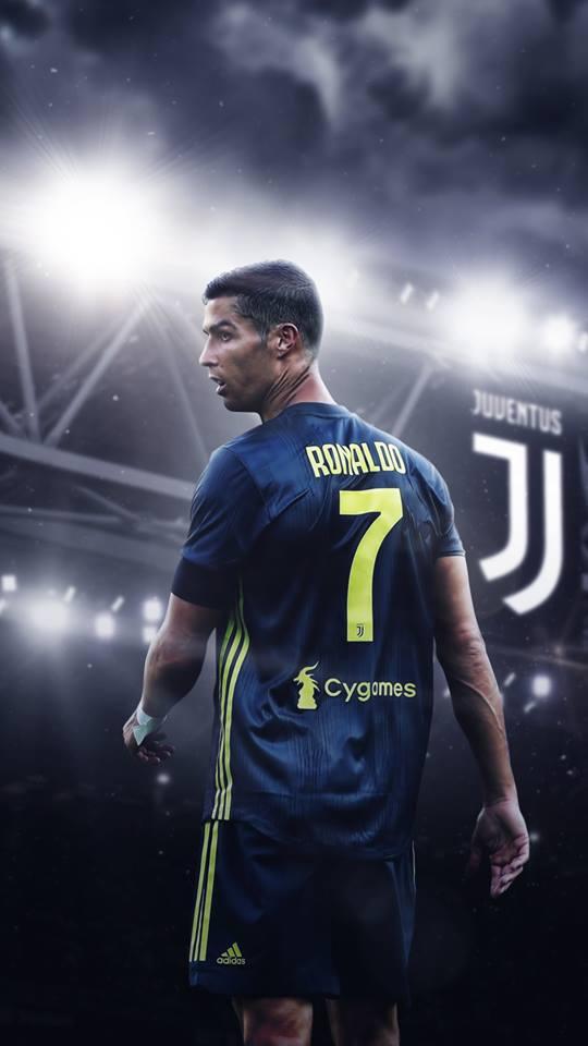 Juve Edits   Cristiano Ronaldo Mobile Wallpaper Facebook 540x960