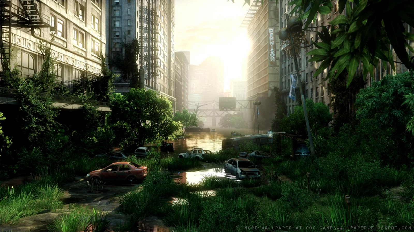 The Last of Us HD Backgrounds   Cool Games Wallpaper 1600x900