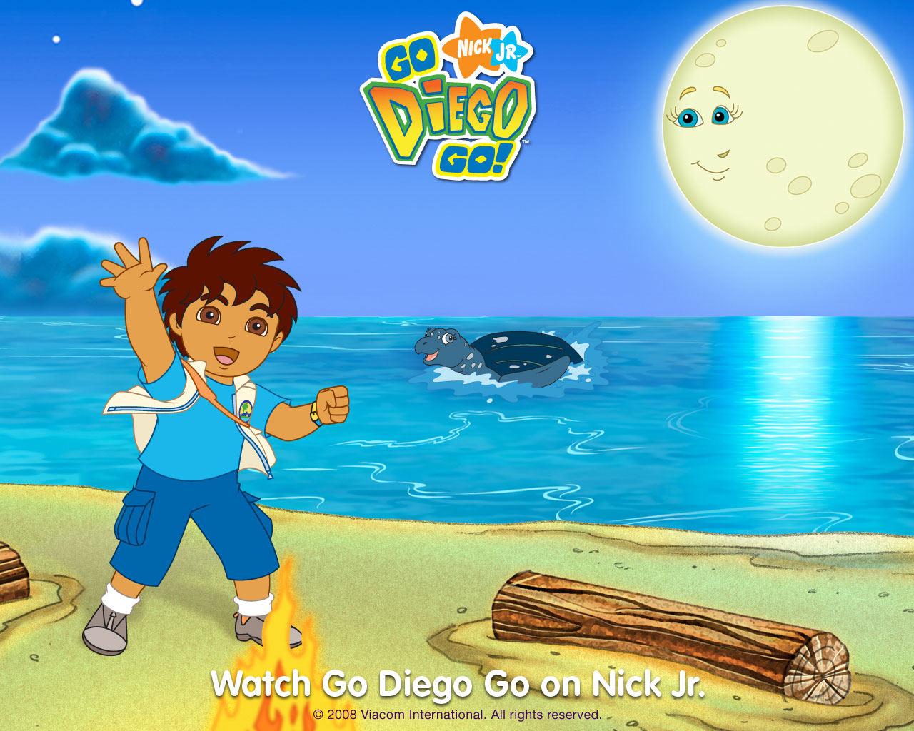 pictures   computer Go Diego Go wallpaper   Go Diego Go Wallpaper 1280x1024
