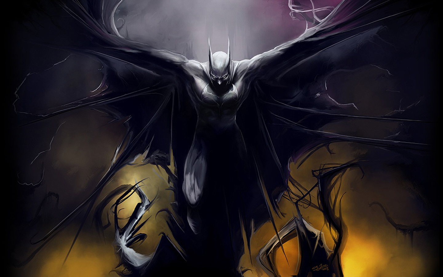 background Enjoy our wallpaper of the month X men Batman 1440x900