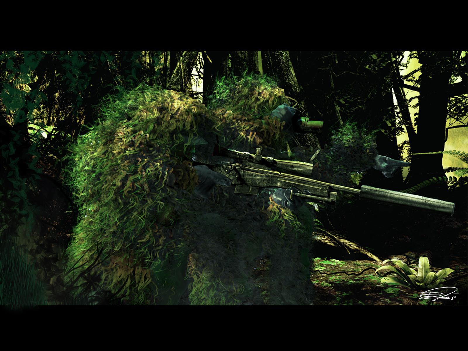 Sniper Wallpaper Related Keywords Suggestions   Sniper Wallpaper 1600x1200