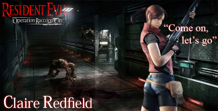 Claire Redfield Wallpaper by DampRevil 759x388
