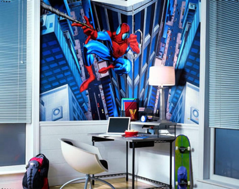 [50+] Wallpaper For Boys Room On WallpaperSafari